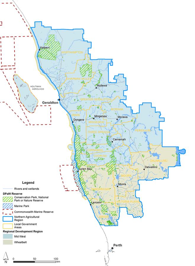 NAR Map