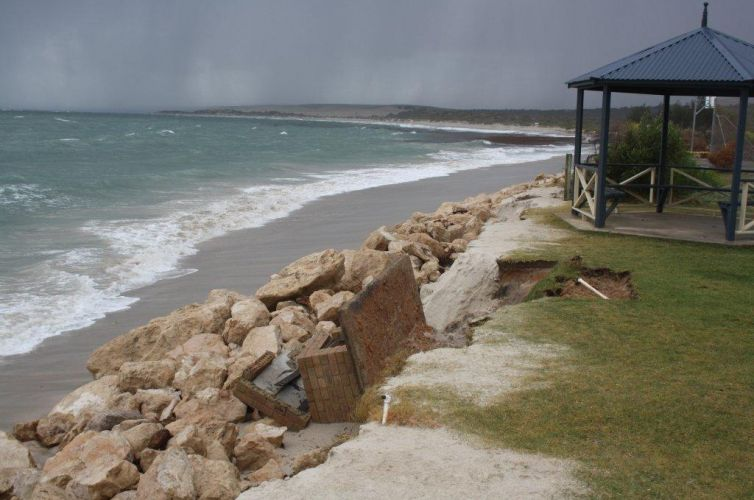 Coastal Hazard Risk Management & Adaptation Planning