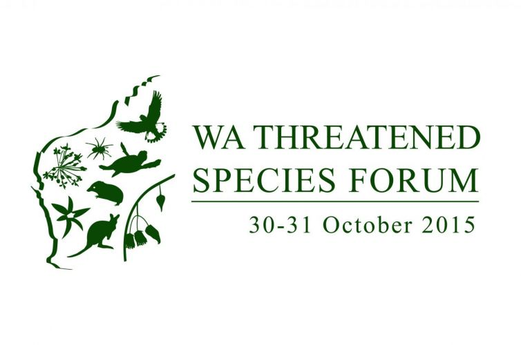 2015 WA Threatened Species Forum