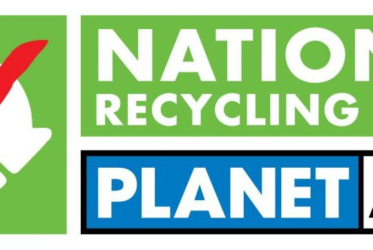 National Recycling week logo