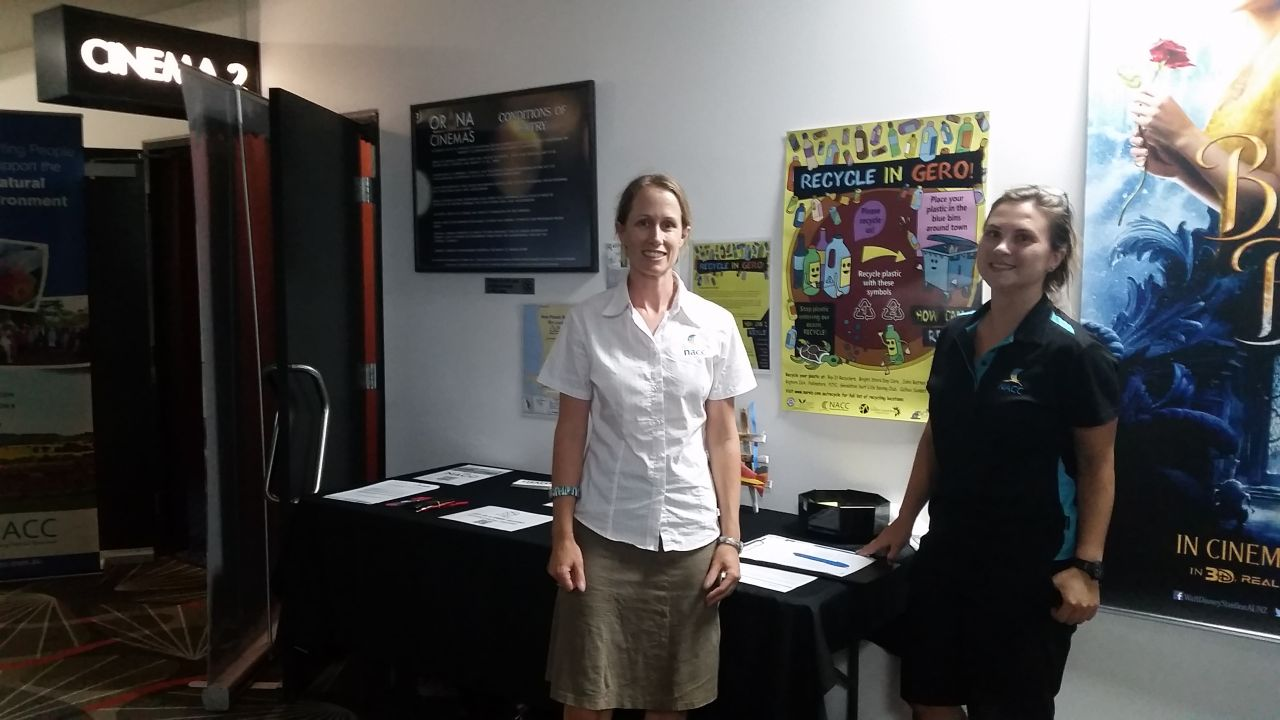 NACC's Sustainability Coordinator Emma Jackson and Coastal and Marine Project Manager Vanessa McGuiness talk marine debris and what you can do locally.