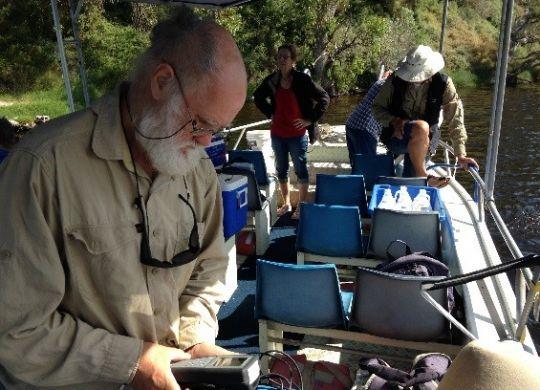 Moore river monitoring