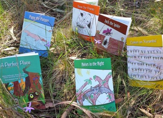 NACC is calling on primary school students to create their own illustrated book about feral species in the region.