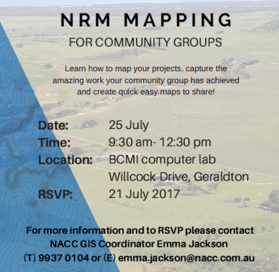 nrm mapping