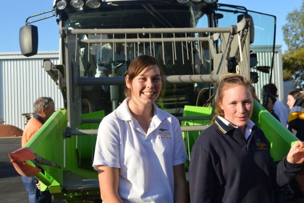 Morawa Western Australian College of Agriculture Field Trip