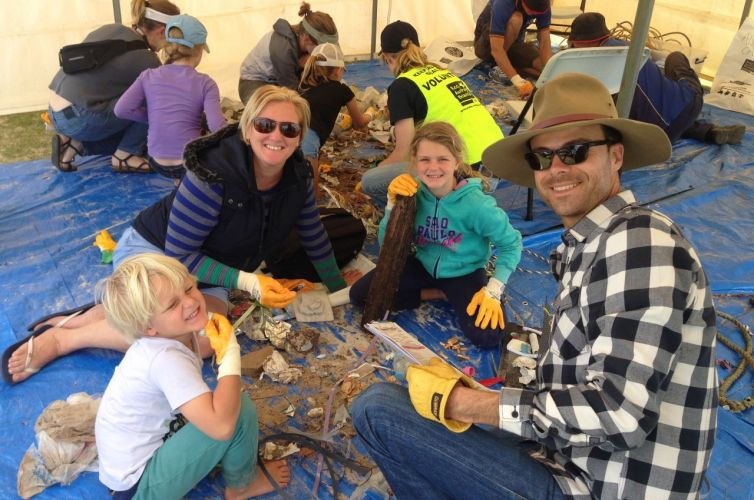 Geraldton's Big Beach Clean-up