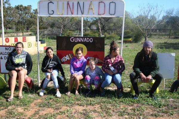 RLF Aboriginal youth day in Gunnado Farm in partnership with Geraldton Streetwork Aboriginal Corporation