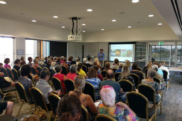 Josh Byrne Sustainable Landscapes workshop