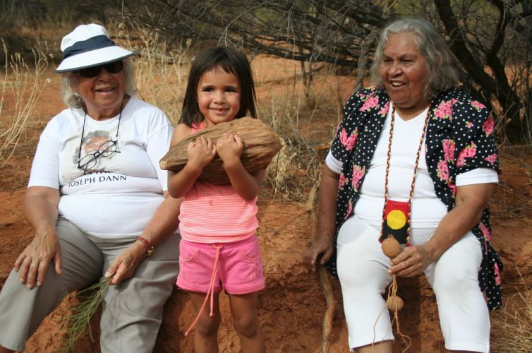 Sharing Aboriginal Knowledge