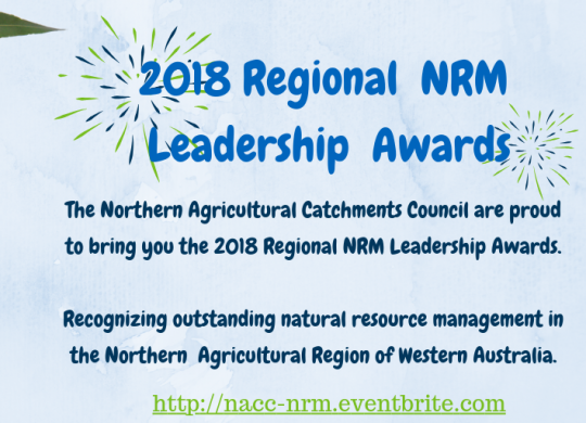 2018 Regional NRM Leadership Awards (3)