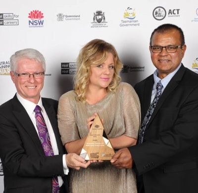 2018 Australian Training Awards - CRTAFE Award Winners