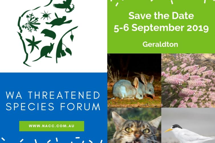 2019 WA Threatened Species Forum