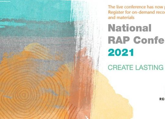 RAP Conference 2021 Logo
